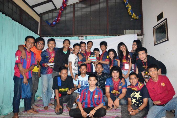 Selamat ulang tahun yang ke-2, Chapter Semarang!