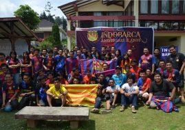 Liputan acara ulang tahun Chapter Semarang yang ke-2