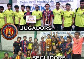 IndoBarça Timika Juarai Kompetisi Futsal Sumpah Pemuda