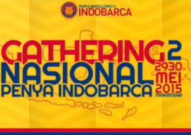 Liputan Gathering National IndoBarça Tahun 2015