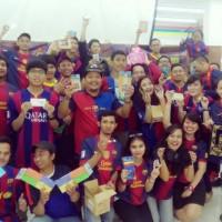 Perayaan Ulang Tahun FCB Collector Kedua