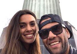 Dani Alves Miliki Kekasih Baru