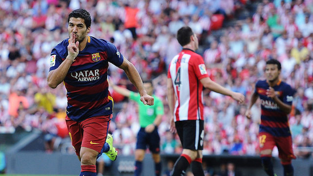 Liga Spanyol : Athletic Bilbao – FC Barcelona (0-1)