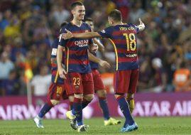 Spanish League: FC Barcelona – Malaga (1-0)