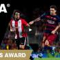 Gol Messi Kandidat Peraih FIFA Puskás Award