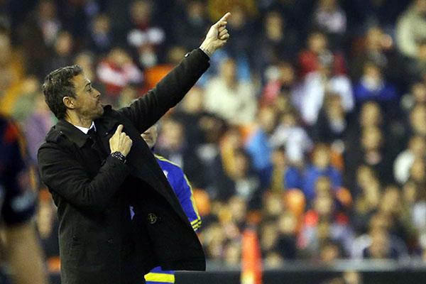 Highlights: Valencia v FC Barcelona (1-1)