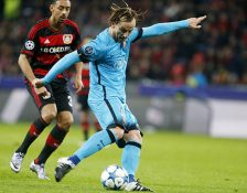 Highlights: Bayern Leverkusen v FC Barcelona (1-1)