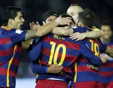FC Barcelona Juara FIFA Club World Cup 2015
