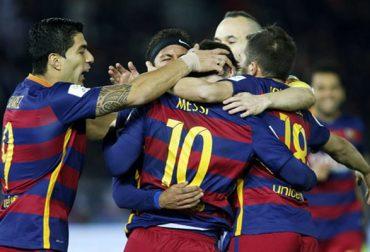 FC Barcelona Juara FIFA Club World Cup 2015