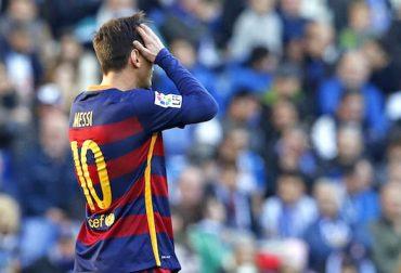 Barça awali tahun  2016 dengan hasil seri (0-0)