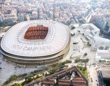 Camp Nou Baru