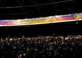 Penya Barcelonista Indobarca dalam #SA7UINDOBARCA