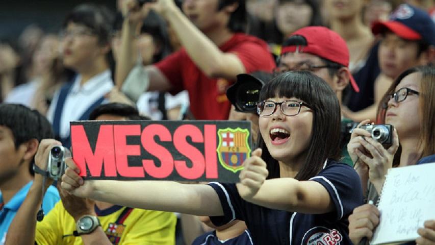 FC Barcelona Akan Sambangi Indonesia?