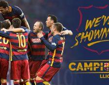 Review Barça di La Liga Musim 2015/16