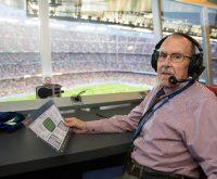 Announcer Legendaris Camp Nou