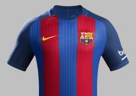 Mahalnya Jersey FC Barcelona 2016/17