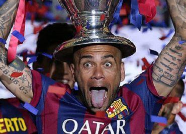 Dani Alves Resmi Tinggalkan FC Barcelona