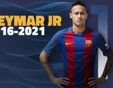 Neymar Perpanjang Kontrak Sampai Tahun 2021