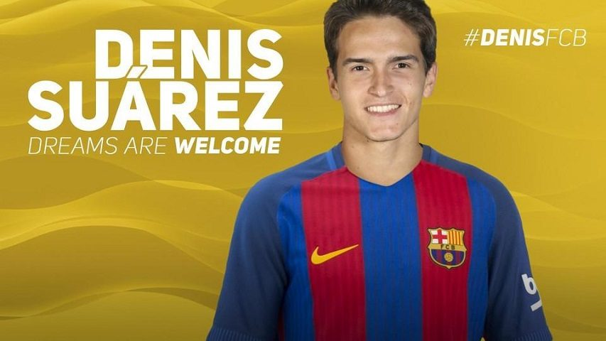 Denis Suárez, Dreams are Welcome