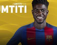 Selamat Datang, Samuel Umtiti