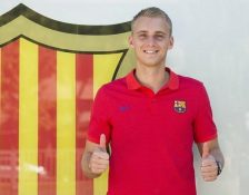 Cillessen Resmi ke FC Barcelona