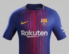 Jersey FC Barcelona 2017/18