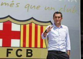 """Manager baru Barcelona, """"Ernesto Valverde"""""""