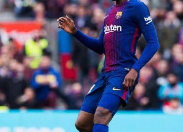 Yerry Mina Ingin Bertahan di FCBarcelona