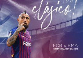 Dokumentasi Nobar Clasico Jilid I musim 2018-2019