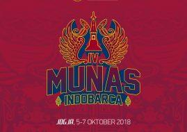 Musyawarah Nasional Indobarca 2018